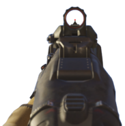 KRM-262 iron sights BO3