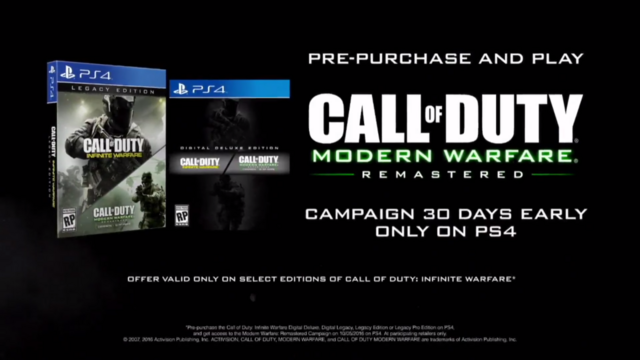 File:Call of Duty Modern Warfare Remastered Promo.png