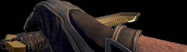 File:Combat Knife Gold BOII.png