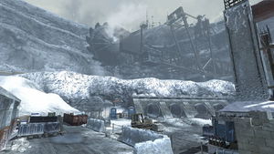 Loading Screen Fire Mission MW3