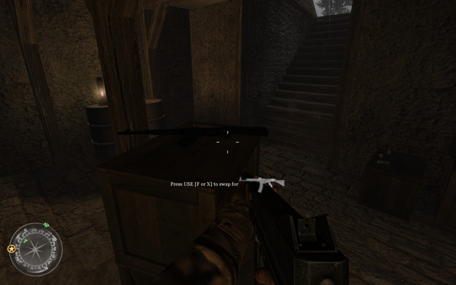 File:Basement weapon cache Approaching Hill 400 CoD2.png