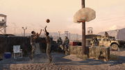 Basketball S.S.D.D. MW2