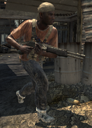 African-Militian