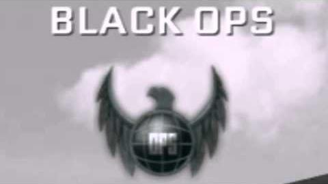 COD Black Ops - Black Ops Spawn Theme
