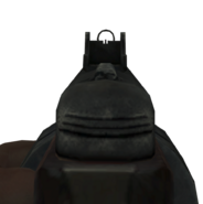 PPSh-41 Iron Sights CoD