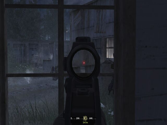 File:Overview of attack grounds from warehouse interior Hunted CoD4.jpg