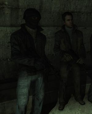 Resistance Members MW3