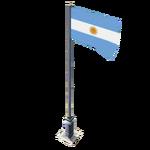 Flag 28 Argentina menu icon CoDH