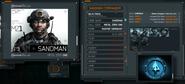 MW3 Sandman Profile