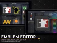 COD AW (app) Emblem Editor - Promotional