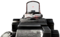 SCAR-H Red Dot Sight ADS MW2