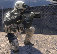 Rook M4A1 MW2