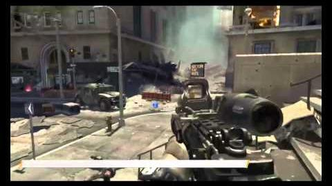 Call of Duty MW3 E3 2011 Exclusive Black Tuesday Campaign Mission Gameplay Demo