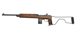 File:M1A1 Carbine menu icon CoD1.png