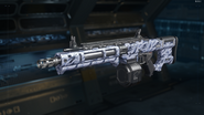 Haymaker 12 Gunsmith Model Snow Job Camouflage BO3
