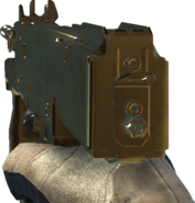 PM-9 Golden Camouflage MW3