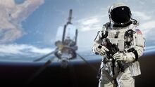 CoDG DLC Astronaut Special Character o