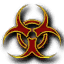File:Biohazard Emblem MW2.png