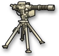 Sentry Gun HUD icon MW3