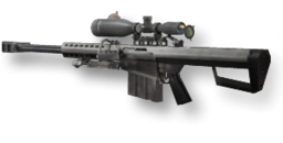 Barrett .50 menu icon MW2