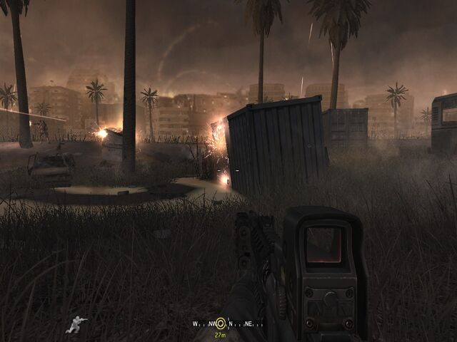 File:Take cover behind containers The Bog CoD4.jpg