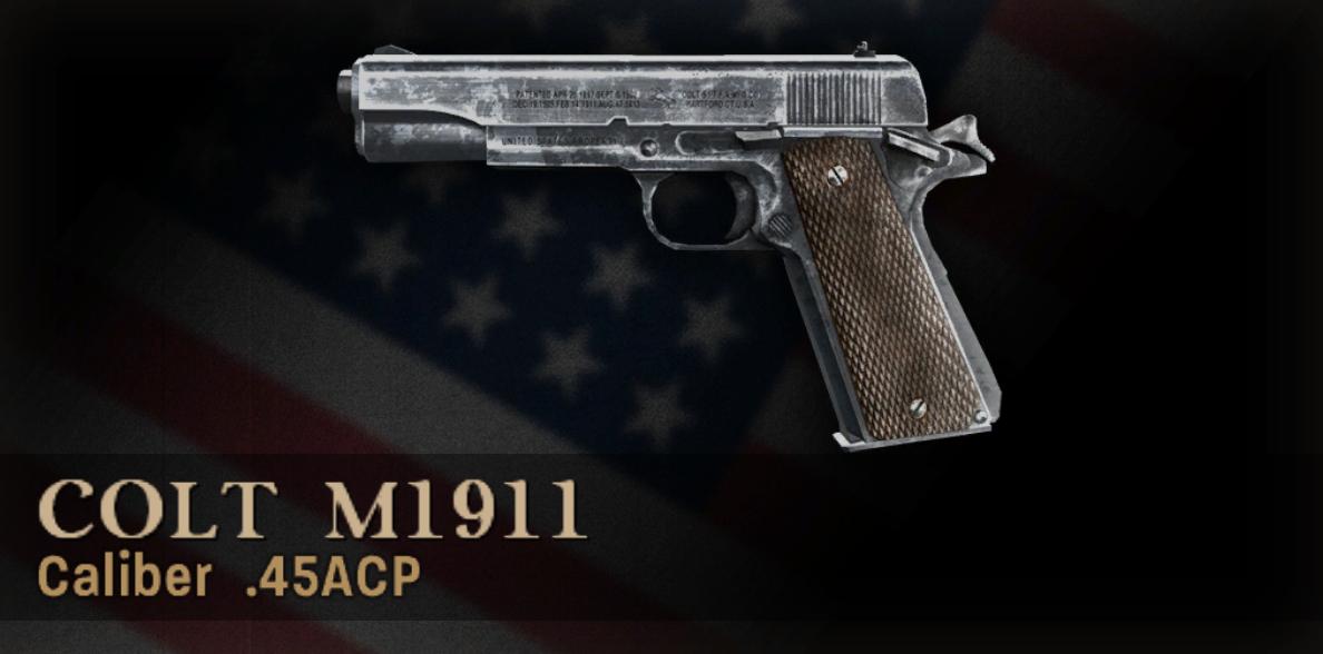File:Colt M1911 Menu Icon CoD3.png