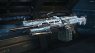 48 Dredge Gunsmith model Ice Camouflage BO3