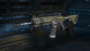 ICR-1 Gunsmith Model Chameleon Camouflage BO3