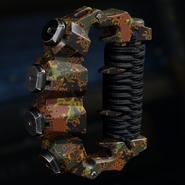 Brass Knuckles Gunsmith Model Flectarn Camouflage BO3