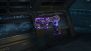 MR6 Gunsmith Model Dark Matter Camouflage BO3
