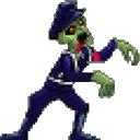 Nazi Zombie sprite DOA BO