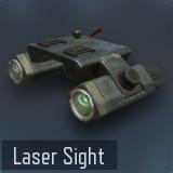 Laser Sight menu icon BO3