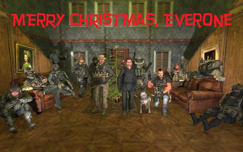 CoD christmas 1