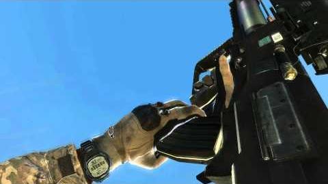 XM25 Demonstration - Modern Warfare 3