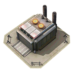 Machine Compound menu icon CoDH