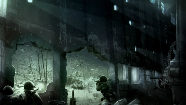 File:Americans Winter 2 Concept Art WaW.png