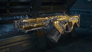 Dingo Gunsmith Model Gold Camouflage BO3
