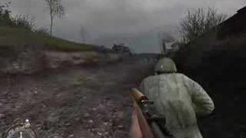 Call of Duty United Offensive - 09 - Trenches (2 2)
