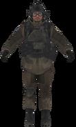 VDV soldier model MW2