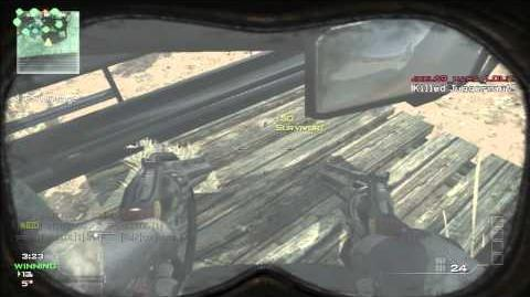 Call of duty MW3 Infected Gameplay ( NO COMMENTARY)
