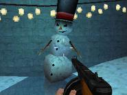Snowman BO DS