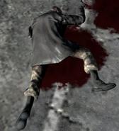 Zakhaev Dead