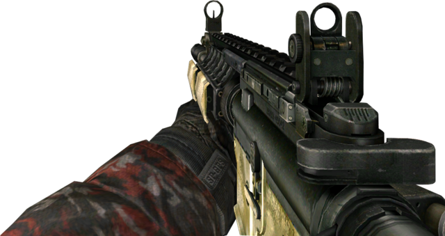 File:M4A1 Desert MW2.png