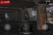 MP40 Iron Sights CODZ
