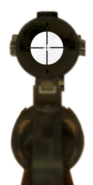 Python ACOG Sight ADS BO
