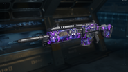 Man-O-War Gunsmith Model Dark Matter Camouflage BO3