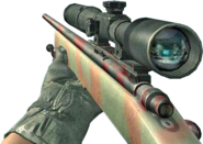 M40A3 Red Tiger CoD4