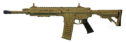 M4A1 Tech Gold menu icon CoDO