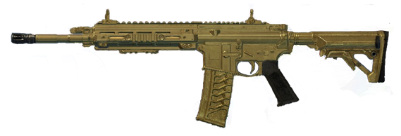 File:M4A1 Tech Gold menu icon CoDO.png