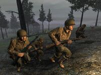 CoD2 Rangers Hill 400